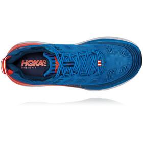 Hoka One One Bondi 6 Running Shoes Herre imperial blue/majolica blue